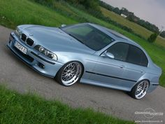E39 ///M5. Only the best generation 5 Series ever.