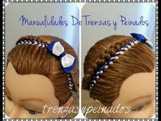Encintados Para niñas. Hair Ribbon for Girls. - YouTube