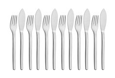 WORLD OF ACCESSORIES | Evoque by WMF, the cutlery set with curved, graceful lines | Evoque steel cutlery set by WMF |   More on Designbest Magazine | #designbest |