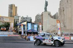 Dakar 2014 Rally: Ford