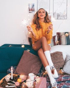 8 things you have to do on this winter holidays Without this, your winter rest will be incomplete or totally missed New Year Photoshoot, Kristina Krayt, Socks Outfit, Photo Grid, Foto Instagram, Beautiful Girl Image, Winter Photos, Kid Styles, Cute Photos