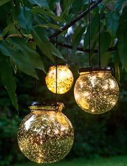 Make your backyard sparkle. Shop our selection of outdoor solar accent lights. Make your backyard sparkle. Shop our selection of outdoor solar accent lights. Backyard Lighting, Outdoor Lighting, Exterior Lighting, Outdoor Fairy Lights, Lights For Backyard, Pathway Lighting, Outdoor Solar Lanterns, Outdoor Candles, Outdoor Garden Lighting