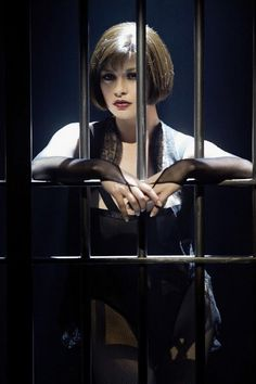 """""""It wasn't until later when I was washing the blood off my hands I even knew there were dead."""" - Velma Kelly, Chicago (my favorite musical)"""