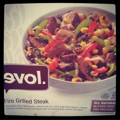 Smith and Blessings: EVOL Foods: I Love It!