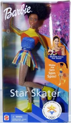 Star Skater Black Barbie Doll 53376 Mint Condition 2001 | eBay
