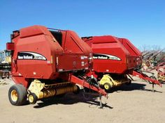 NEW HOLLAND BR750 Balers