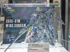 RG 1/144 Wing Gundam EW - On Display @ Gundam Expo 2015 (Hiroshima)
