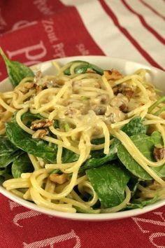 Main Dish -- Pasta on Pinterest | Pasta, Lasagna and Spinach