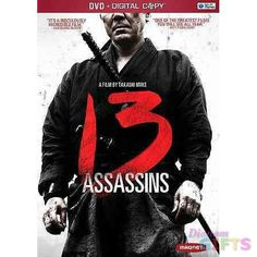 13 ASSASSINS (DVD/DC/SELL-THRU VERSION)