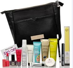 Beauty.com Gift With Purchase collaboration with J. Mendel! Prime Beauty Blog