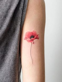 40 Cute Watercolor Tattoo Designs and Ideas For Temporary Use Niedliche-Aquarell-Tattoo-Designs-und- Floral Tattoo Design, Flower Tattoo Designs, Tattoo Designs For Women, Tattoo Ideas Flower, Butterfly Tattoos, Tattoo Women, Floral Designs, Mini Tattoos, Body Art Tattoos