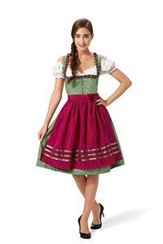 #Original #Steindl #München-Salzburg #Dirndl #3tlg. #Damen #grün-34 - Original…