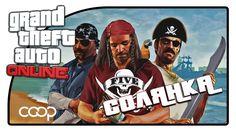 GTA 5: ONLINE - СБОРНАЯ СОЛЯНКА (ЗАПИСЬ СТРИМА)