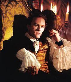 Heath Ledger as Giacomo Casanova in Casanova (2005)