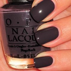 OPI- I brake for manicures. Now mine :)