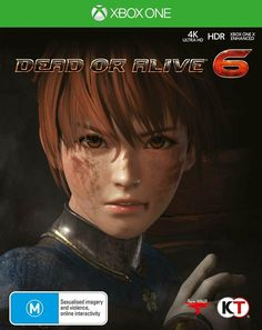 eea9d230208 Details about DOA6 Dead Or Alive 6 Warrior Ninja Fighting Brawling Game  Microsoft XBOX One