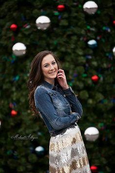 Christmas session teen  Melissa Albey Photography  Hot Springs Arkansas