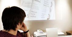 """Radikales Redesign – wir sollen, dürfen und wollen das Magazin """"Neue Stadt"""" von Grund auf neu gestalten. Mehr zum Magazin: http://www.elfgenpick.de/de/werbeagentur-augsburg/editorial-design-fuer-monatszeitschrift-neue-stadt"""