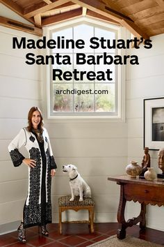 What began as a little fixer-upper project—a modest Santa Barbara refuge for designer Madeline Stuart and her husband—turns into a labor of love | archdigest.com