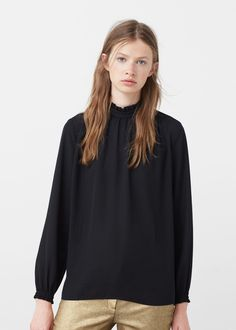 Blusa - Camisas de Mujer | MANGO España
