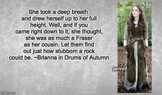 Drums of Autumn quotes, D.Gabaldon
