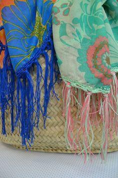 Produto tecido crochet