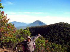 Tanjakan Mamang Mt. Papandayan