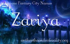 16 Unique Fantasy City Names - On the Other Side of Reality Best Picture For cool Baby Boy Names For Your Taste You are looking for something, and it is going to Fantasy Kingdom Names, Fantasy City Names, Writing Fantasy, Fantasy Books, Name Inspiration, Writing Inspiration, Pretty Names, Meaningful Names, Creative Names