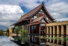 Wanda Vista Xishuangbanna Resort in China: http://www.playmagazine.info/wanda-vista-xishuangbanna-resort-in-china/