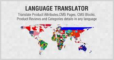 Let there be no language barrier between your business and the non-English customers by #MagentoLanguageTranslator! #magentoextension