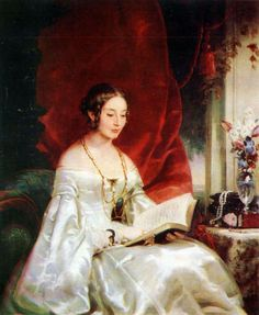 Olga Ivanovna Orlov-Davydov (1814-1876), daughter of Prince Ivan Ivanovich Bariatinskii (1722-1825)