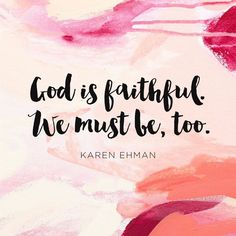 """""""I couldn't focus; I kept thinking of all the things on my to-do list. And I was tired! The thought of just chucking my plans and heading home to take a nap seemed like a better idea. I just wasn't cut out to be a prayer warrior. I'd rather sleep."""" ~ Karen Ehman   Proverbs 31 Devotion   Matthew 26:40-41   #LetItGoBook"""