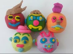Kinder Surprise Eggs Play-Doh  Angry Birds