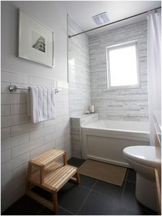 @Michelle from Holley & Gill 's master bathroom makeover