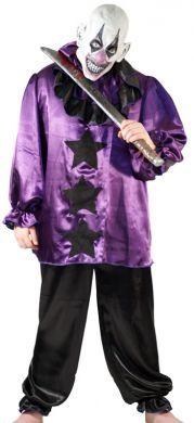 Halloween//Gothic EVIL PUMPKIN KING Men/'s Fancy Dress Costume SML-XXXXL