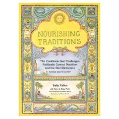 Very brief review of Nourishing Traditions  #t2hmkr