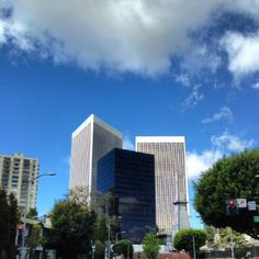 Glitterati Private Tours: Century City, west of downtown L.A., is home to Fox Studios and CAA, as well as Candy Spelling's massive 2-floor condo.  http://glitteratitours.com/