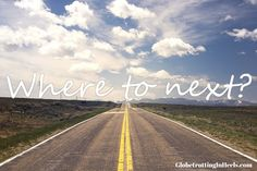 Where to next? My travel plans and wishlist for 2015. #travel #wunderlust