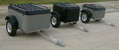 little cargo trailers