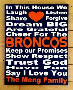 Etsy listing at https://www.etsy.com/listing/231142167/denver-broncos-broncos-decor-in-this