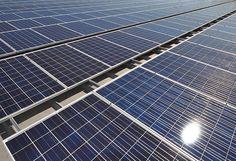 Helios Solar Energy links solar farm to Visayas grid Helios Solar Energy Corp. is seeking regulatory approval to construct a transmission line connecting its 132.5-megawatt (MW) solar farm in Negros Oriental to the Visayas grid.