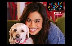 Ashley Argota for peta2
