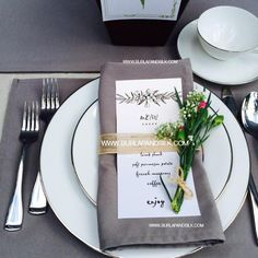 Burlap and Silk - 20 inch Gray Napkins 12/Pack, $15.48 (http://www.burlapandsilk.com/20-inch-gray-napkins-12-pack/)