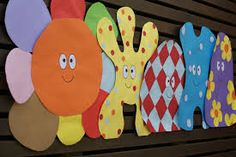 in the night garden theme party - decorations
