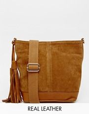 River Island Leather Smart Mini Satchel