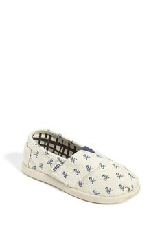 TOMS+'Rogue+-+Tiny'+Slip-On+(Baby,+Walker+