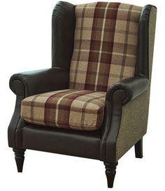 Hand Made Fireside Armchair For Elderly