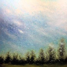 The Light Within Us Honouring the Light Within All Things Impressionist Landscape, Landscape Paintings, Canadian Artists, Brush Strokes, Painting Frames, Oil On Canvas, All Things, Northern Lights, Artsy