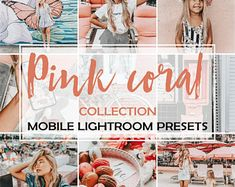 TOP MOBILE LIGHTROOM PRESETS for everyone by KatManDooPresets Pink Filter, Photography For Beginners, For Everyone, Lightroom Presets, Fashion Photo, Overlays, Portrait Photography, Presentation, The Incredibles