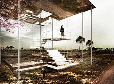 beomki lee commemorative architecture MEmorial designboom
